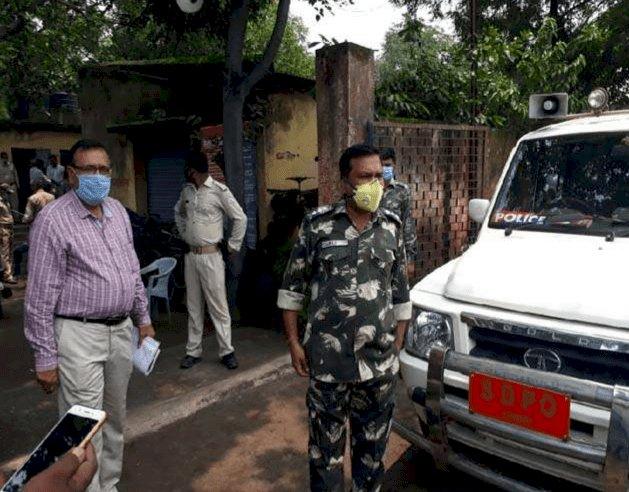 धनबाद: वर्चस्व के लिए रघुकुल और सिंह मैंशन के बीच टकराव मामले में पुलिस रेस, 10 आरोपी भेजे गये जेल