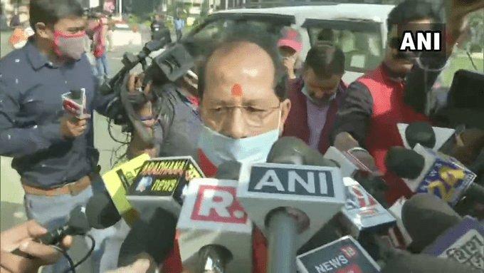बिहार: बीजेपी का बड़ा गेम, विजय कुमार सिन्हा होंगे विधानसभा स्पीकर, महागठबंधन ने अबध बिहारी चौधरी को उतारा