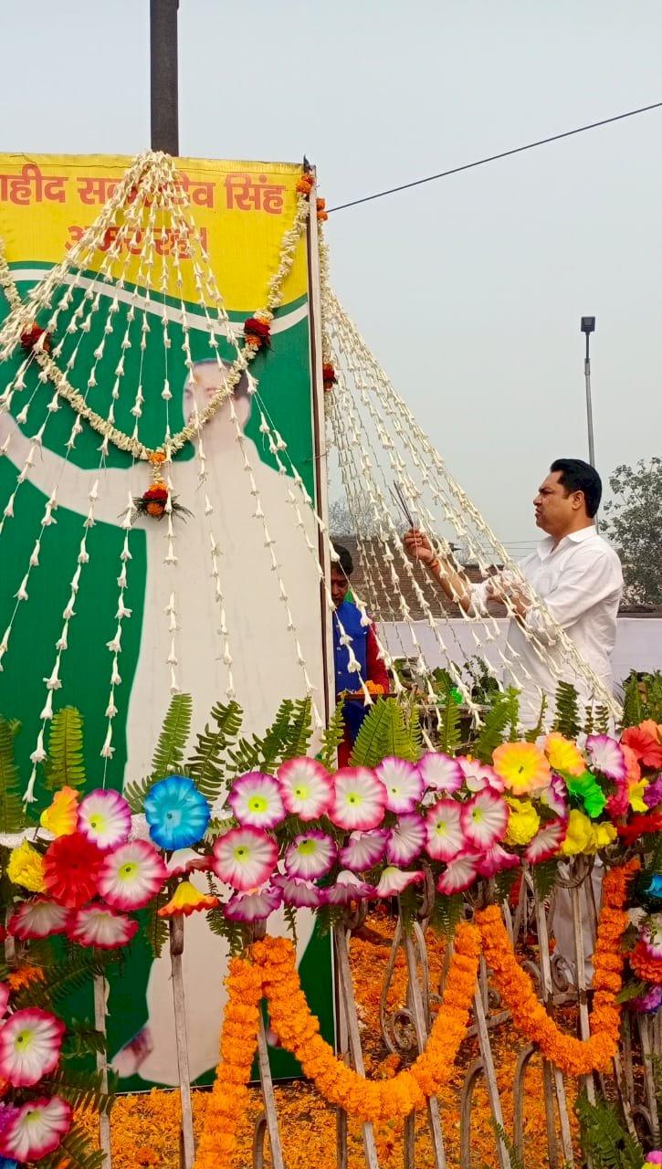धनबाद: 22 वीं पुण्यतिथि श्रद्धा के साथ याद किये गये मजदूर नेता सलकदेव सिंह, सिजुआ में श्रद्धांजलि समारोह